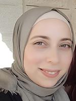 Ruba Sajdeya Headshot