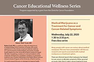 Cancer Educational Wellness Series