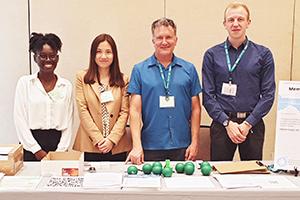 Consortium Team at AMMPA 2019