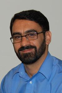 Hassan Azari Headshot